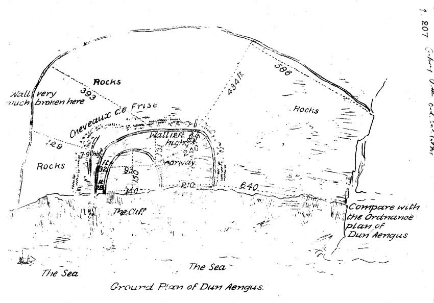 Dun Aengus (Dún Aonghasa) - Voices from the Dawn