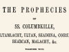 The Prophecies of St. Columbkille