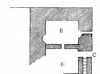 Plan of Ballycarbery Castle