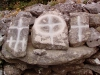 Inscribed Crosses