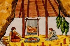 Bronze Age House