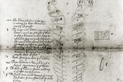 Edw. Lhwyd sketch, 1699