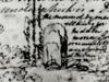 Newingham Sketch, 1844