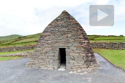 VR of Gallarus Oratory