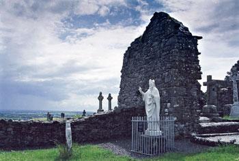 St. Patrick at Slane