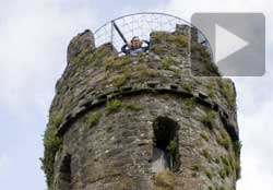 VR of Kildare Round Tower