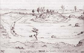 Westropp's sketch of Magh Adhair