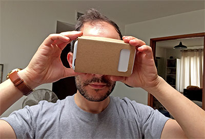 Cardboard Animation