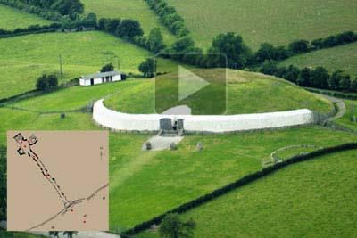 VR of Newgrange