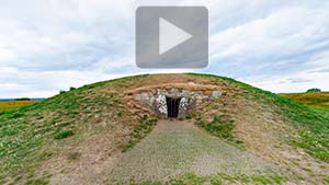 VR of the Mound of the Hostages